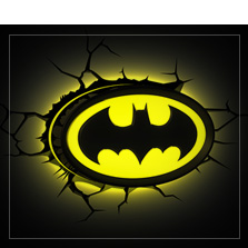 Batman Lamps