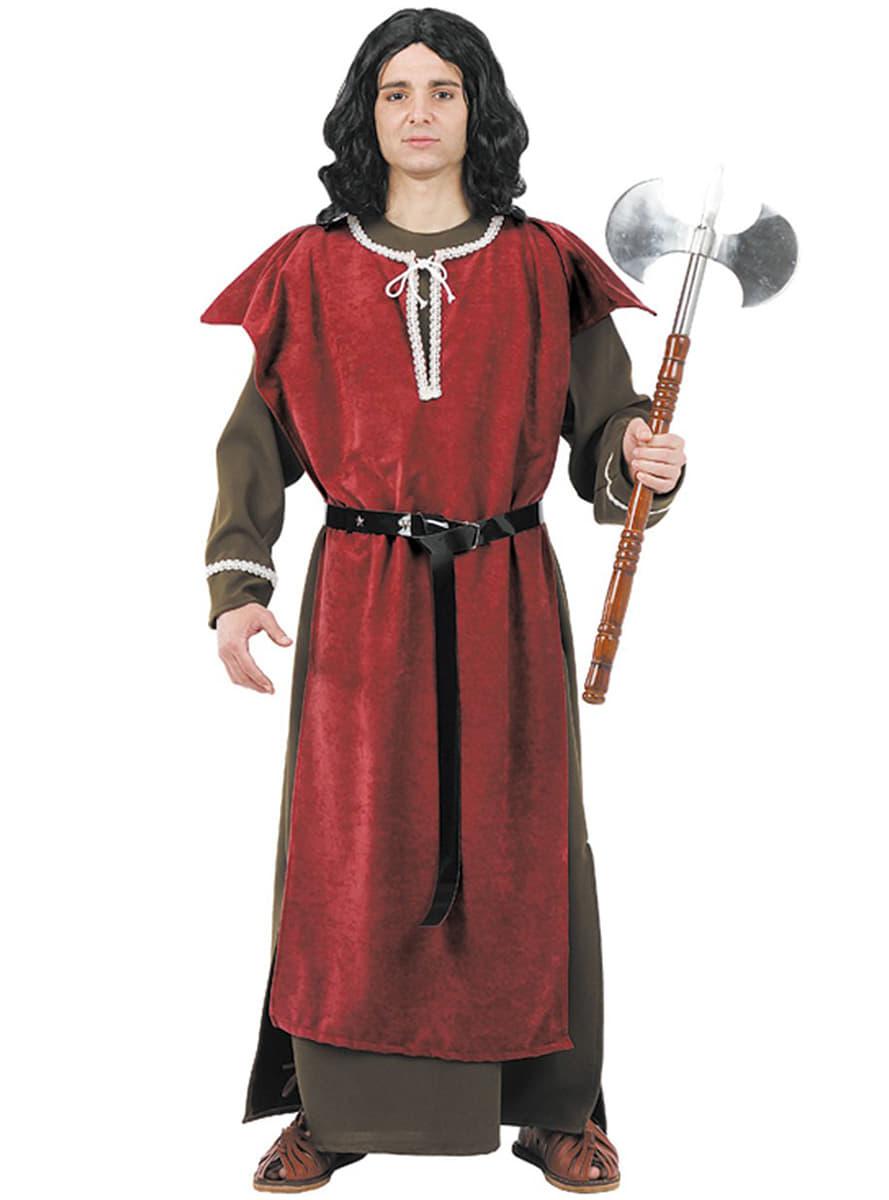 Disfraz de caballero poca medieval comprar online for Disfraces de epoca