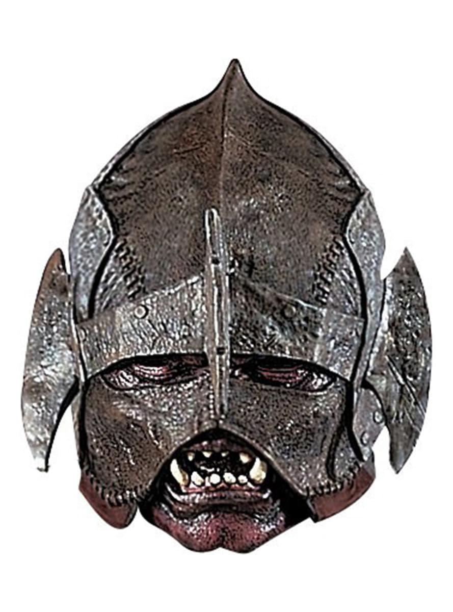Masque uruk hai haut de gamme pour d guisement funidelia for Four haut de gamme
