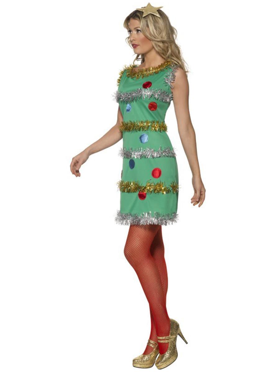 sexy christmas tree costume for women - Christmas Tree Costume