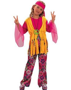 disfraz de hippie y disfraces aos con buen rollo