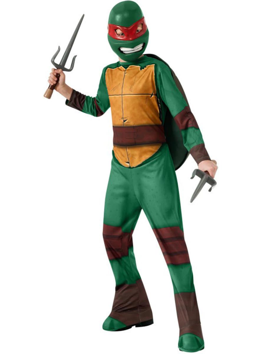 D guisement de raphael des tortues ninja classique - Tortue ninja raphael ...