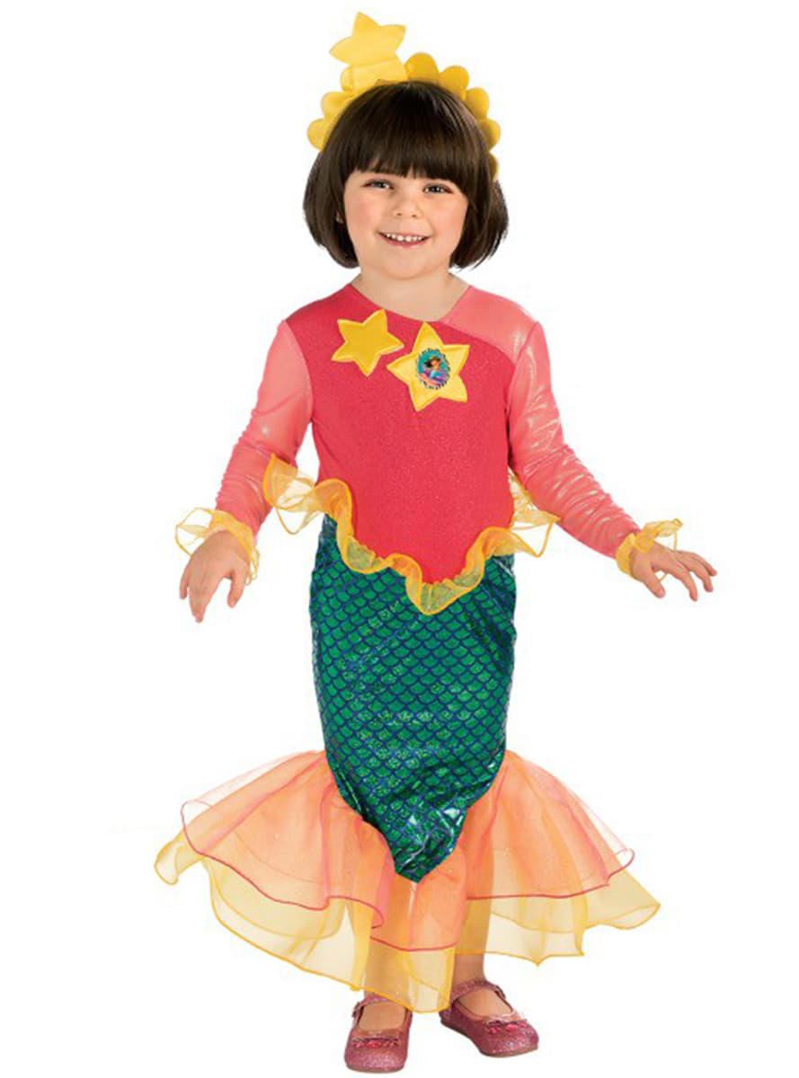 disfraz de dora la exploradora sirena para nia