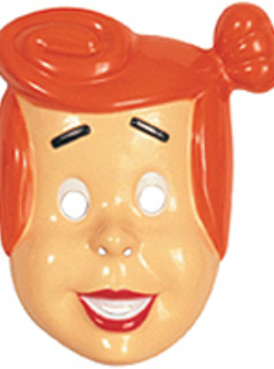 wilma feuerstein maske familie feuerstein f r kost m. Black Bedroom Furniture Sets. Home Design Ideas