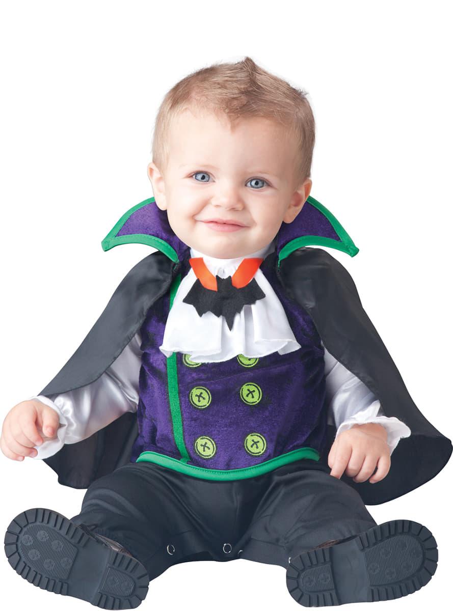 Disfraz De Vampiro Dracul N Para Beb Funidelia