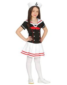 disfraz de marinera elegante para nia