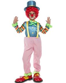 clowns zirkus kost me f r m dchen online kaufen preis. Black Bedroom Furniture Sets. Home Design Ideas