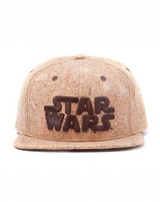 Gorra de Star Wars efecto corcho
