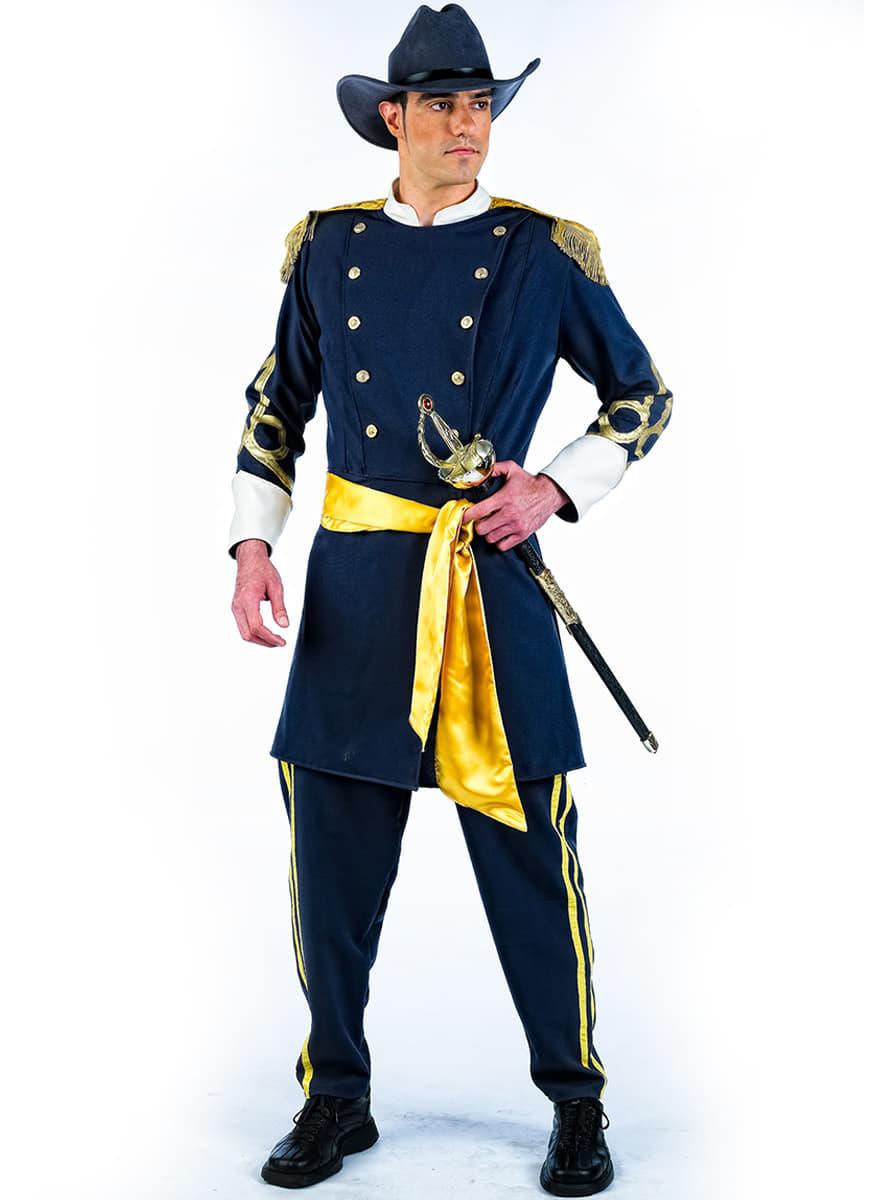 costume de soldat conf d r haut de gamme funidelia. Black Bedroom Furniture Sets. Home Design Ideas