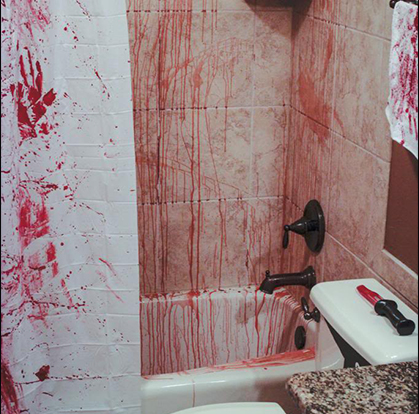 Decoraci n halloween y adornos de terror comprar online funidelia - Decoracion carnicerias ...